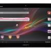 Sony Xperia Tablet publie vidéos Z