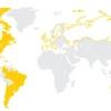 Sprint étend Ouvrir couverture mondiale Avec 33 Plus destinations internationales
