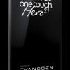 Le HERO Alcatel OneTouch 2+ vient à l'Amérique du Nord avec du cyanogène OS pour 299 $ débloqué