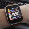 L'usure LCARS Android Visage de montre apporte au 24ème siècle à votre poignet