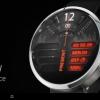 L'ENTREPRISE Visage de montre Pour Android Wear est une version moderne de montres analogiques