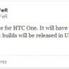 US HTC One pour obtenir Android 4.3 avec Sense 5 «bientôt», Sense 5.5 de déployer quelque temps après la libération de HTC One Max
