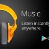 """Mise à jour Google Play Musique est désormais """"plus fort, mieux, plus vite et plus fort"""""""