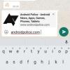 WhatsApp 2.12.312 commence à montrer des riches aperçus pour les URL partagées