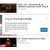 YouTube Explorer Censément Nouvelle fonctionnalité radio personnalisée Apporter un flux sans fin de Clips