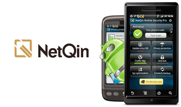 Fotografía - Android App Review: NetQin Mobile Security