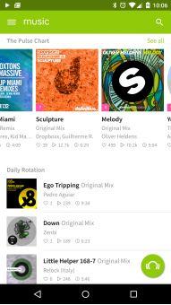 Beatport lance son app Android avec toute la musique électronique en