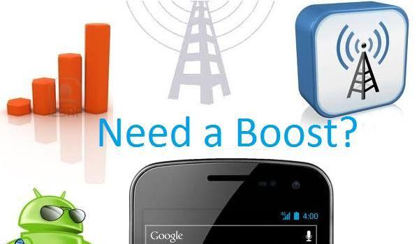 puis-je brancher mon téléphone Sprint pour booster mobile