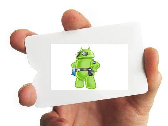 Meilleures Applications Android Pour Les Cartes De Visite Balayage
