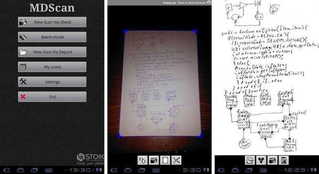 Mobile Doc Scanner Lite Est Un Autre Outil Pratique Que Vous Pouvez Utiliser Pour Numriser Vos Cartes De Visite Ou Dautres Documents Souhaitez