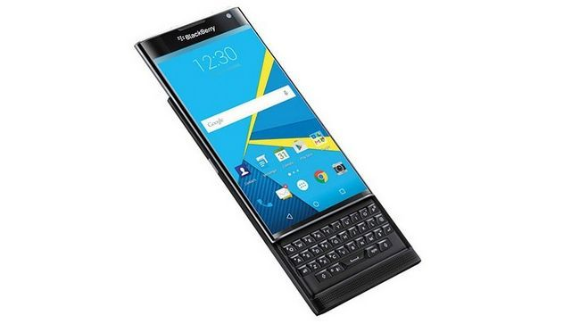 Blackberry Priv Fonds D Ecran Clavier Et Applications Arrache
